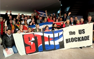 stop the blockade