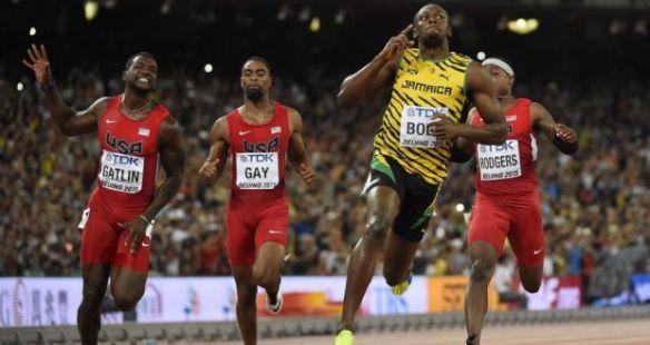 bolt wins 100m in bejing 2015 5