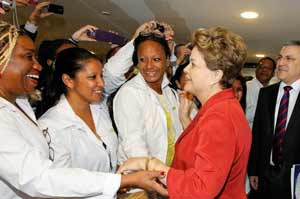 dilma rousseff 2nd anniversary more doctors program