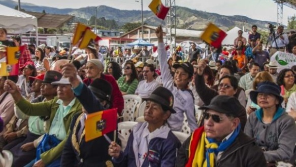 "The government's national dialogue has convoked 93 meetings with 840""Decentralized Autonomous Governments"" nationwide. 