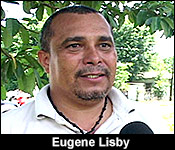 Eugene Lisby, Vector Control Supervisor, WHR