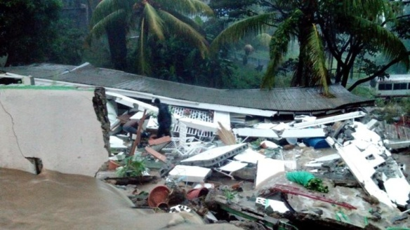 tropical storm erika damages dominica 1