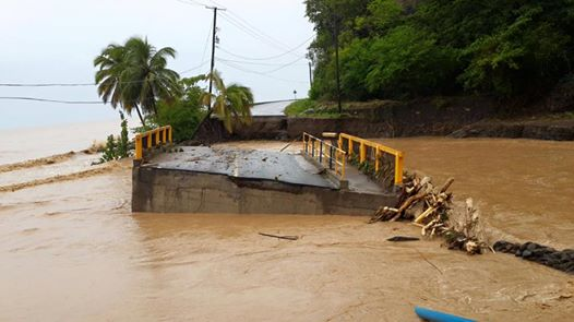 tropical storm erika damages dominica 2