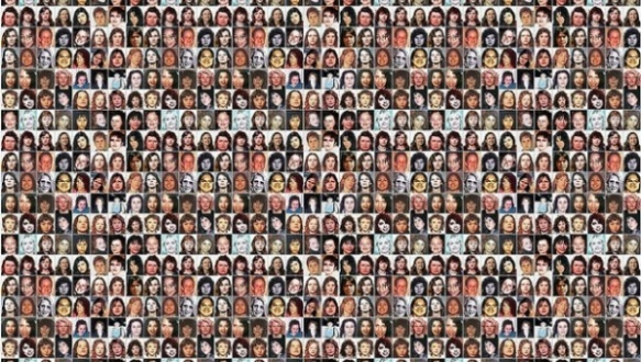 Faces of canada's disappeared indigenous women