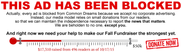common dreams donations needed