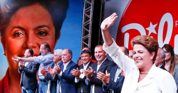 dilma reelected