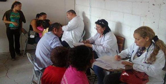 cuban doctors in honduras