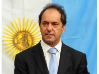 Daniel Scioli argentina