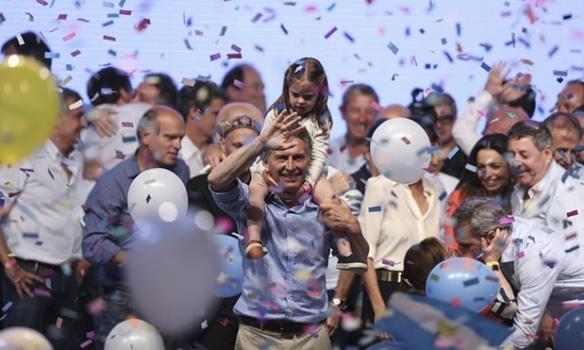 marci celebrates