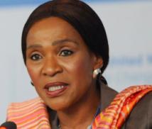 Nozipho Joyce Mxakato-Diseko, South African delegate to COP21