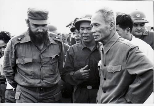 Fidel in Vietnam