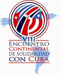 8th continential gathering in solidarity with cuba