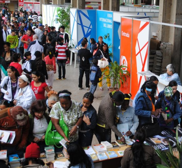 cuba's book fair 4