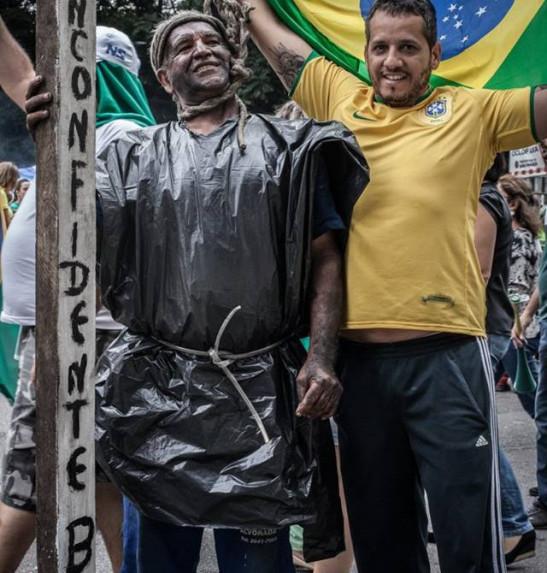 brazil racism in paulista
