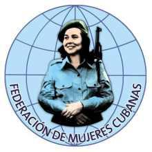 Cuban Women's Federation logo.jpg