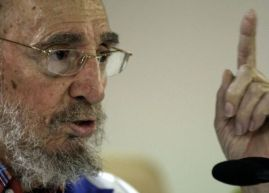 fidel to be honoured by honduran congress.jpg