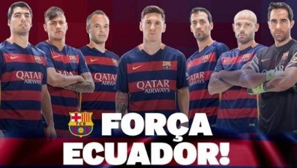barcelona sends message of hope to ecuador.jpg