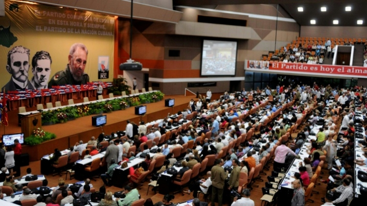 raul reports to the 7th congress of the pcc