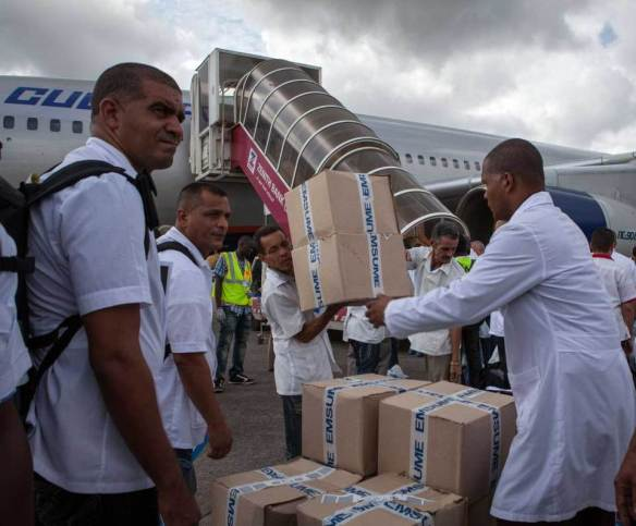 cuban doctors arrive at sierra-leone-airport 2.jpg