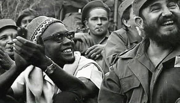 Fidel y Amilcar Cabral