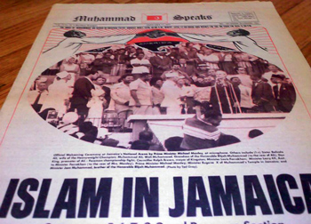 islam in jamaica the final call