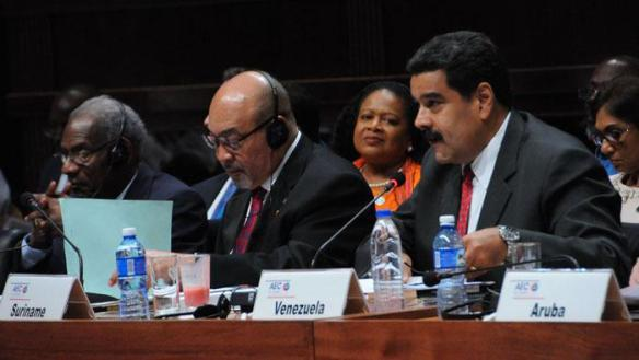 maduro at  the 7th ACS summit Havana June 2016.jpg