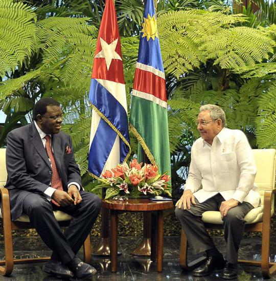presidents of namibia and cuba.jpg