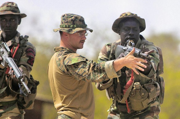 africom ready to sabotage