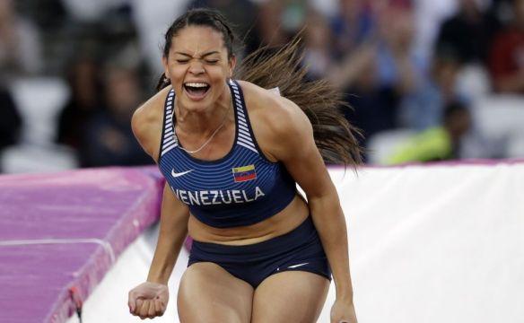 Robeilys Peinado venezuela wins bronze at wac 2017 heptathlon
