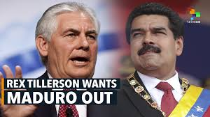 tillerson wants maduro out.jpg