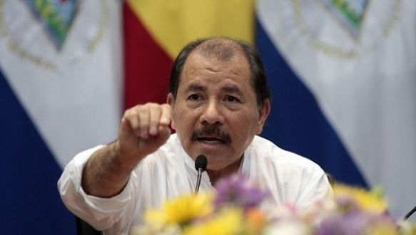 daniel ortega approval rating oct 2017