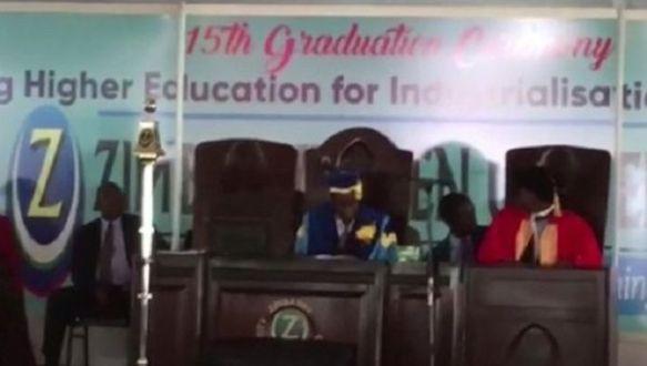 mugage attending graduation.jpg