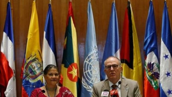caribbean latin american meet to tackle poverty