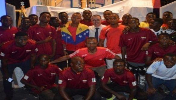 nigeria solidarity with venezuela