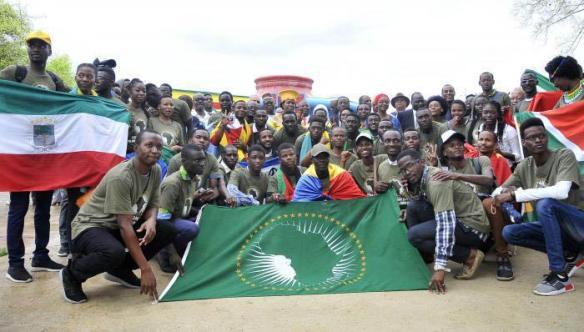cuba celebrates africa day