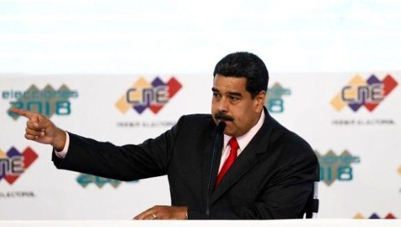 Nicolas Maduro may 2018 3
