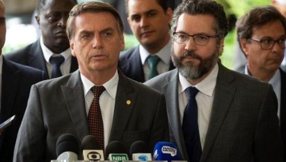ernesto araujo brazil foreign minister.jpg