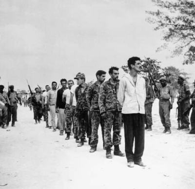 bay of pigs us defeated