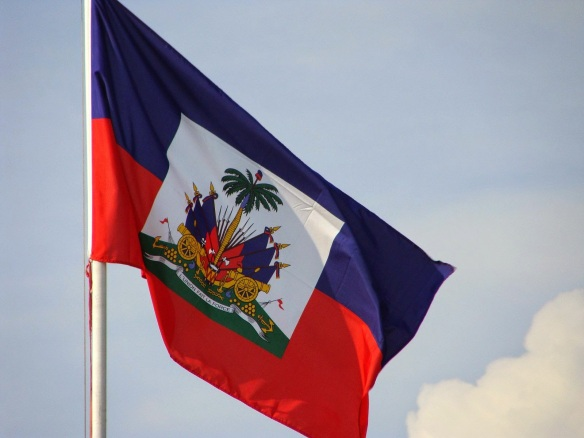 haitian flag 2