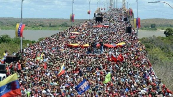 venezuela massive bolivarian march for peace.jpg