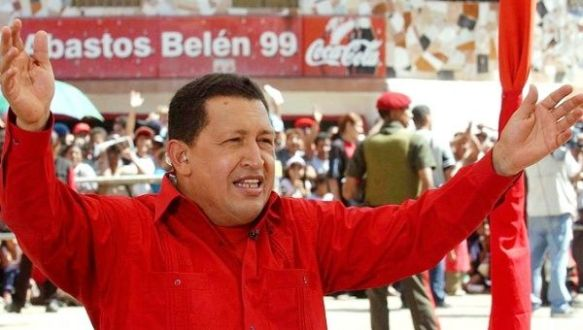 hugo chavez lives on