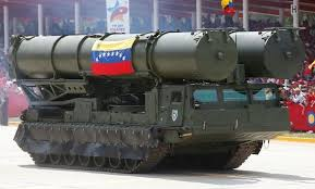 venezuela deploys advanced s-300