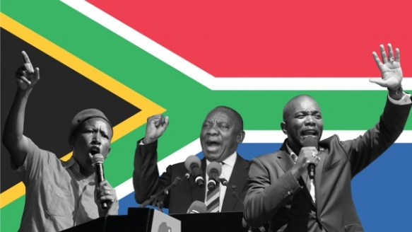 south africa's national elections