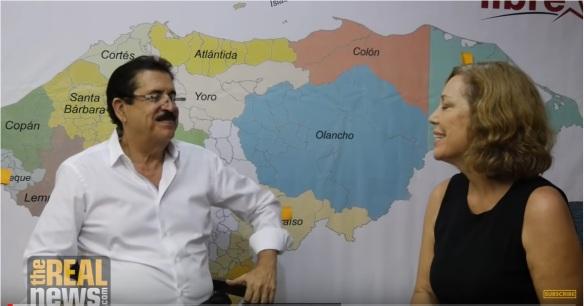 Zelaya interviewed jan 2 2020