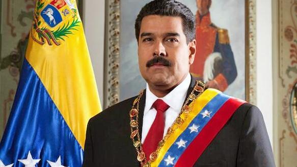 Nicolas Maduro 2016
